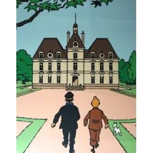 Château de Cheverny - Les Secrets de Moulinsart