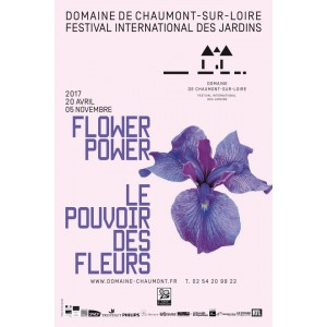 The International Garden Festival, event in Chaumont-sur-Loire.
