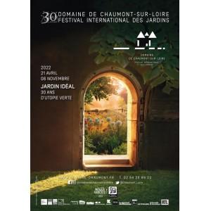 Domaine de Chaumont sur Loire - Festival International des Jardins